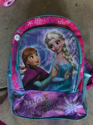 Elsa school backpack for Sale in Orlando, FL