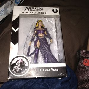 Lilian Vess Action Figure for Sale in Portland, OR