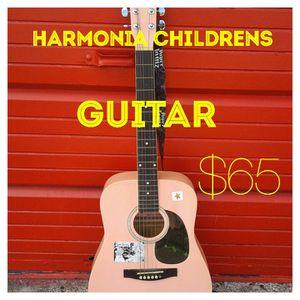 Harmonia children's guitar for Sale in Bellaire, TX