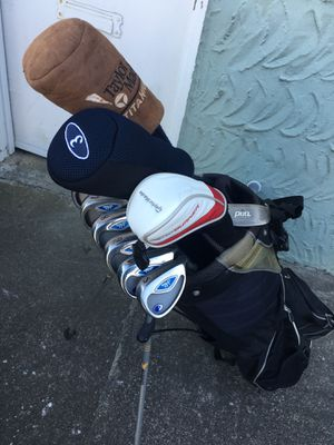 Complete MRH Callaway Golf set with VFT irons TM driver and Bag for Sale in San Francisco, CA
