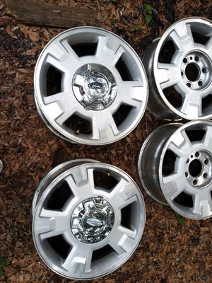 2016 f150 stock Ford rims 6 lug 17 in for Sale in Jacksonville, FL