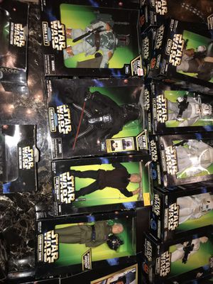 Star Wars 1999 Action Collection for Sale in Kissimmee, FL