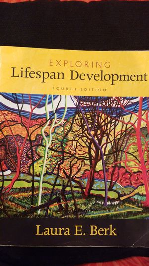 Lifespan Development fourth Edition Author (Lura E.Berk). for Sale in Villa Park, IL