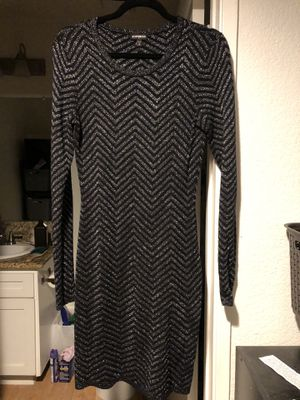 Express brand fitted dress for Sale in Rancho Cucamonga, CA