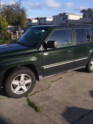 2010 jeep patriot sport $6500 obo for Sale in Pacifica, CA