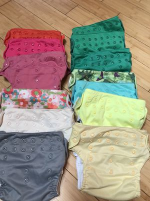 BumGenius Diaper Lot for Sale in Portland, OR