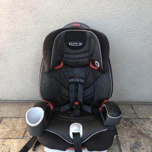 GRACO Nautilus Like New Car seat 3-1 for Sale in San Bernardino, CA