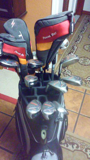 Golf clubs Top Flight for Sale in Pinellas Park, FL