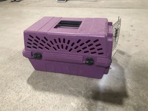 🐈 Animal carrier (small-medium) for Sale in Hesperia, CA