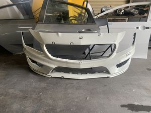 2014 -2016 Mercedes Benz cla250 front bumper for Sale in San Bernardino, CA