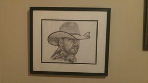Jason Andean Pencil Drawing for Sale in Murfreesboro, TN