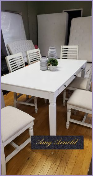 Dining Room Table with Chairs for Sale in Buckeye, AZ