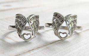 Angel Wings Fashion Rings, Size 6 & 7 for Sale in Wichita, KS