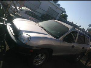 Hyundai Santa fe AWD for Sale in Chula Vista, CA