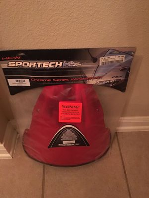 Honda cbr 600 f4i windscreen windshield motorcycle Sportech for Sale in San Antonio, TX