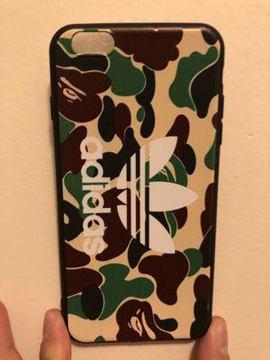 iphone 7/8+ Bape Adidas case for Sale in Alexandria, VA