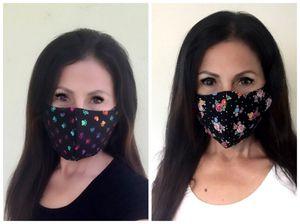 Fashion Handmade face masks 2 for $9.00 for Sale in La Mesa, CA