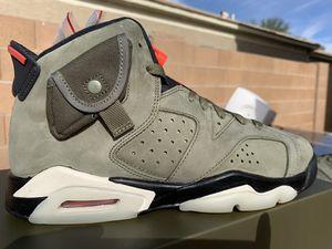 Jordan 6 Retro Travis Scott GS Size 7 for Sale in Glendale, AZ