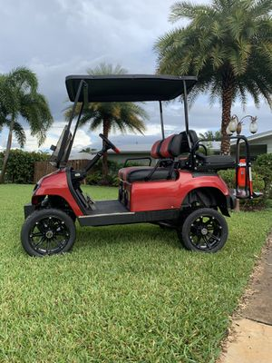 Yamaha G16 Gas Golfcart for Sale in Palm Beach Gardens, FL