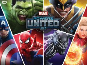 Marvel powers united vr for Sale in Alexandria, VA