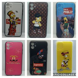 Iphone 11 Cases Forro 7 8 Plus SE 11 Pro Max 12 Xs Max for Sale in Philadelphia,  PA