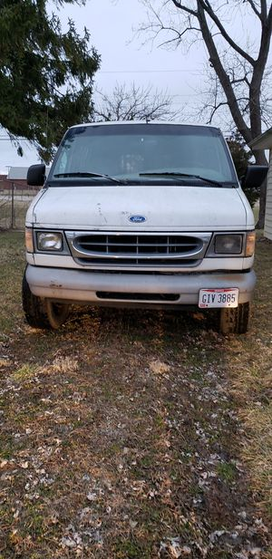 1997 Ford E-350 Superduty Van for Sale in New Carlisle, OH