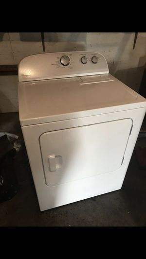 Whirlpool electric dryer high end for Sale in Melvindale, MI
