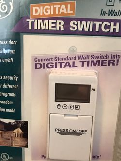 Digital Timer Switch for Sale in Macomb,  MI