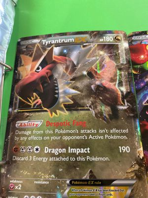 Large EX pokemon cards for Sale in Phoenix, AZ