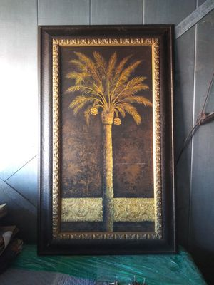 Beautiful Framed Wall Art 29x47 for Sale in Phoenix, AZ