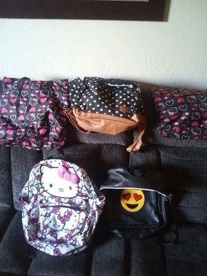 Used Backpacks (puo) for Sale in Clovis, CA