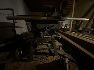 Porter cable saw table for Sale in Detroit, MI