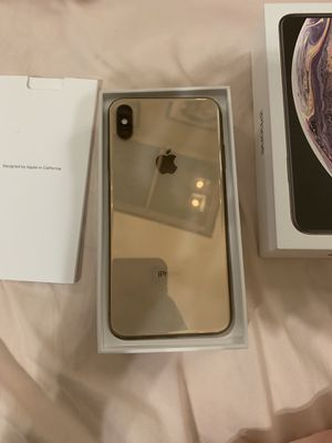 iphone xmax for Sale in Moline, IL