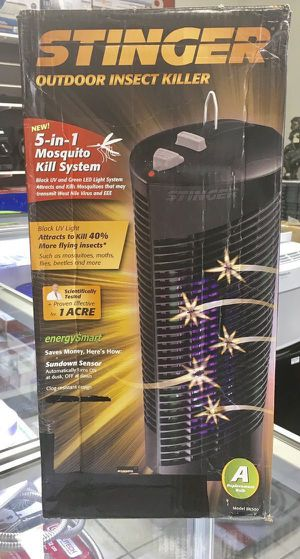 Outdoor Insect Killer Bug Zapper Mata Insectos Stinger for Sale in Miami, FL