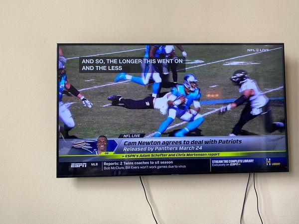 "Samsung 65"" 4K SMART TV"