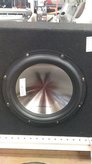 Phoenix Gold Subwoofer for Sale in Midvale, UT