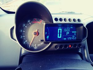 Chevy sonic 2013 clean title titulo limpio for Sale in Stockton, CA