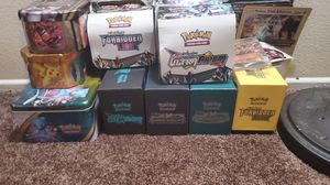 Pokemon card Collection for Sale in Fontana, CA