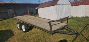 Trailer 16x5 for Sale in Bakersfield, CA