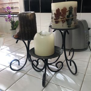 Three Tier Candle Stands for Sale in Houston, TX
