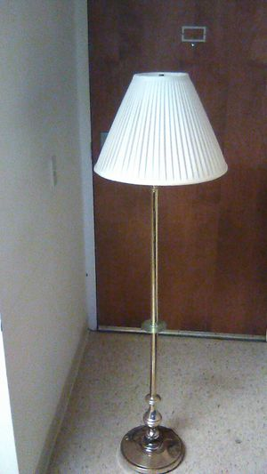 Pole Lamp for Sale in East Providence, RI