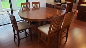 Counter Height Dining table for Sale in Delray Beach, FL