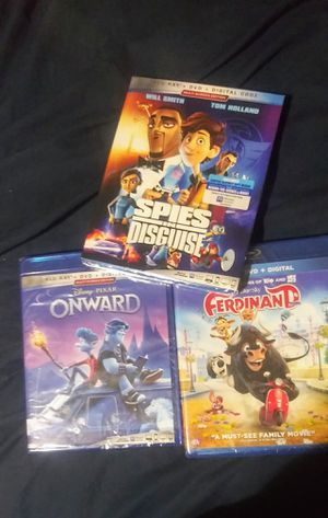 Brand new blue ray fam. Movies. Still wraped for Sale in North Highlands, CA