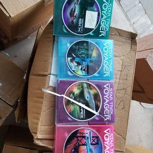 Star Trek Voyager DVD Sets for Sale in Riverside, CA