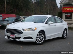 2016 Ford Fusion for Sale in Redmond, WA