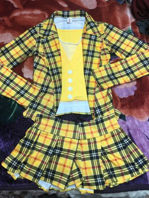 Yellow School Girl Outfit Set for Sale in Valley View, OH