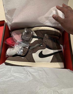 Travis Scott x Nike Air Jordan 1 for Sale in Tempe, AZ