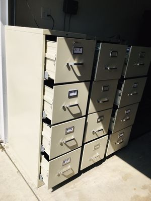 legal and standard file cabinet for Sale in Los Alamitos, CA