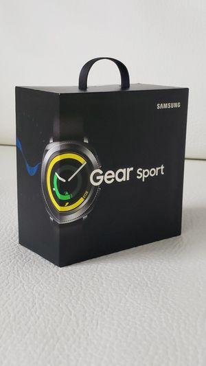 Samsung Gear Sport Smartwatch (New, NEVER OPEN BOX) for Sale in Doral, FL