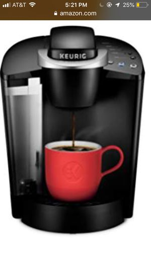 Keurig k cup coffee machine for Sale in Fort Lauderdale, FL